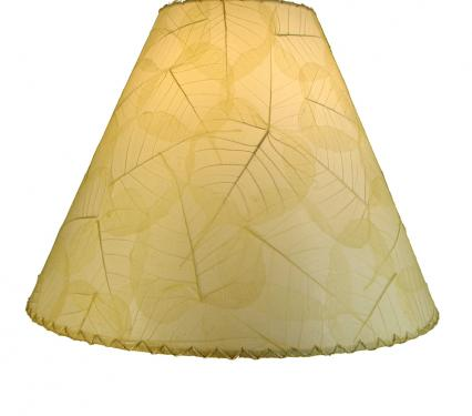 Classic lamp shade in natural color
