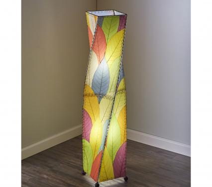 Eangee Twist Large Floor Lamp