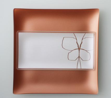 Riverside Design 5x10 Butterfly Plates With Purpose