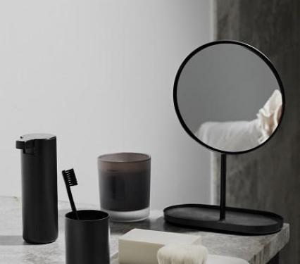 Black Bath Accessories
