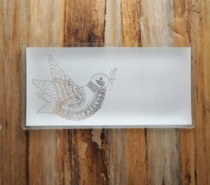 Riverside Design Dove Tray