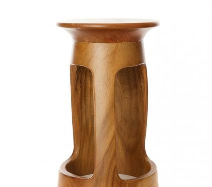 """African 18"""" Portal Table"""