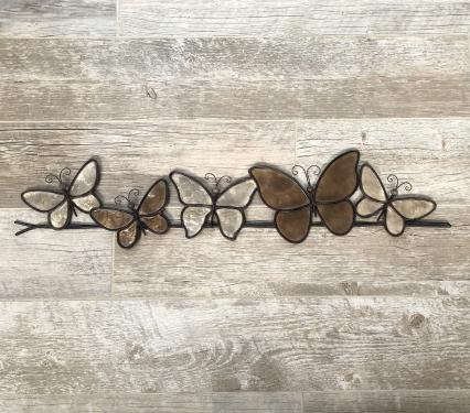 Eangee Butterflies On A Wire Wall Decor