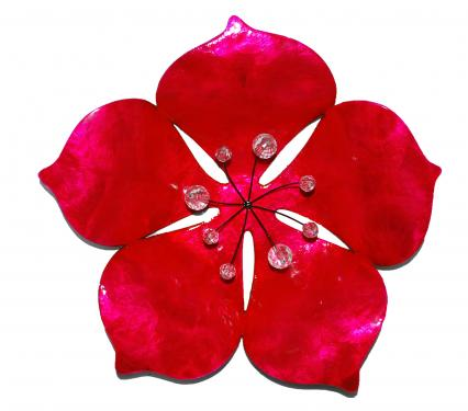 Eangee Flower Wall Decor