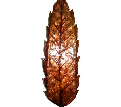 Eangee Leaf Wall Decor