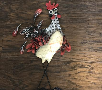 Eangee Chicken Wall Decor