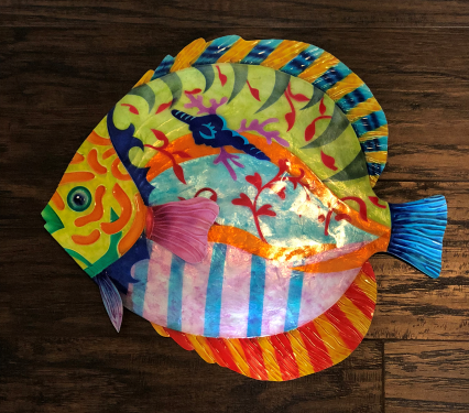 Eangee Fish Wall Decor