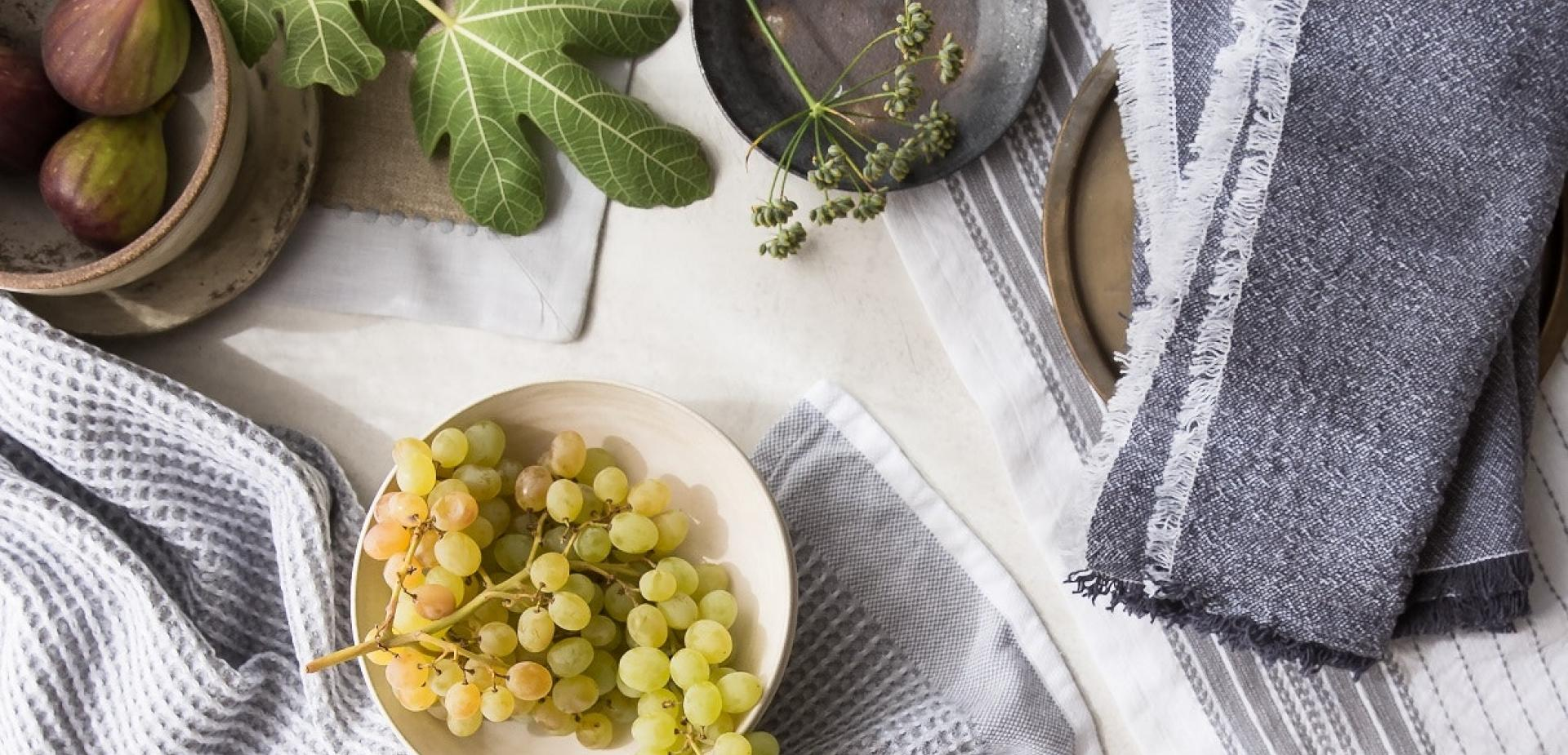 Luxury Organic kitchen Towels