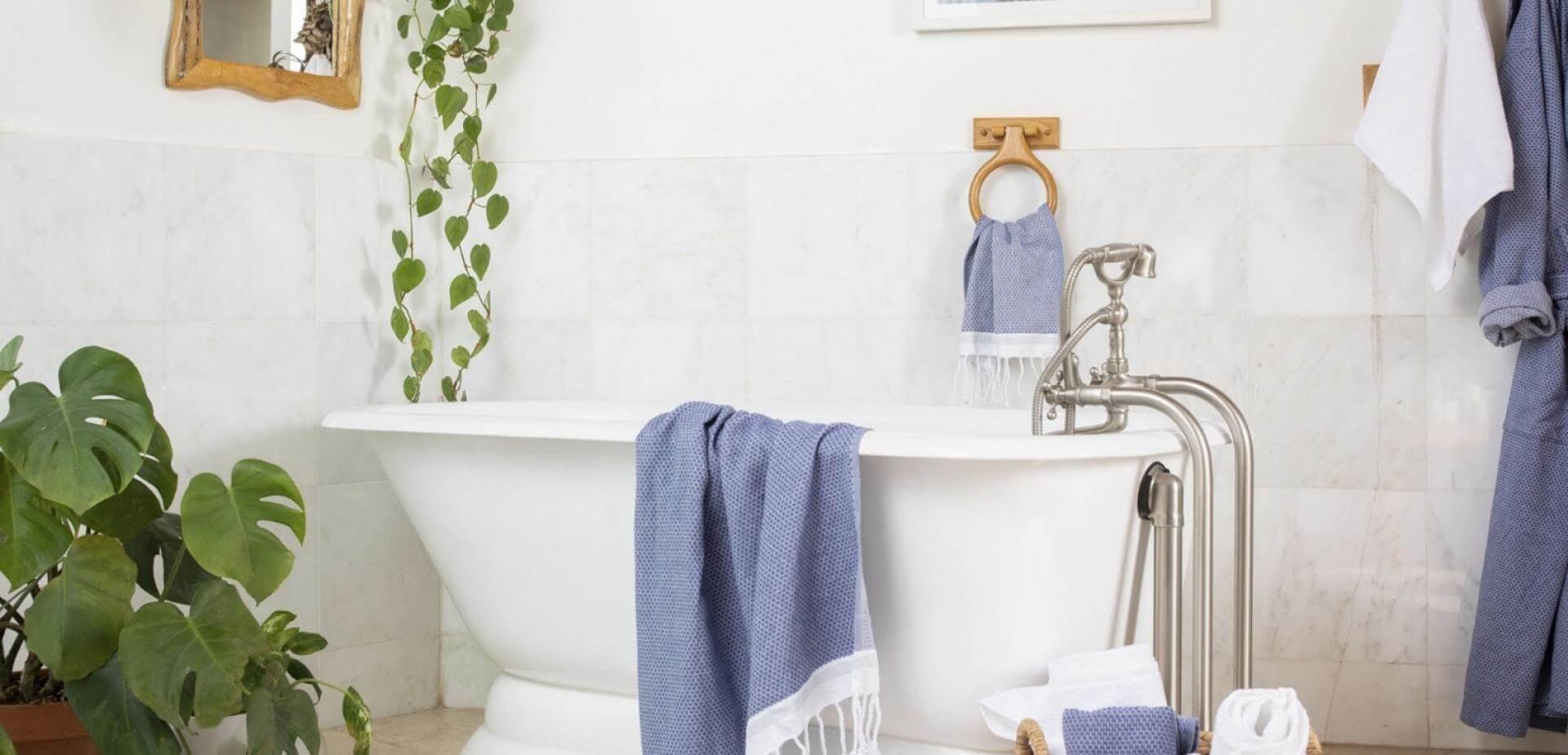 Luxury Organic Towels